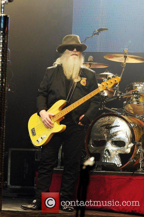 Dusty Hill and ZZ Top 11