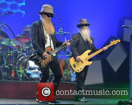 Billy Gibbons and Dusty Hill 9