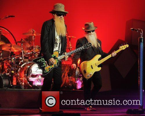 Billy Gibbons and Dusty Hill 10