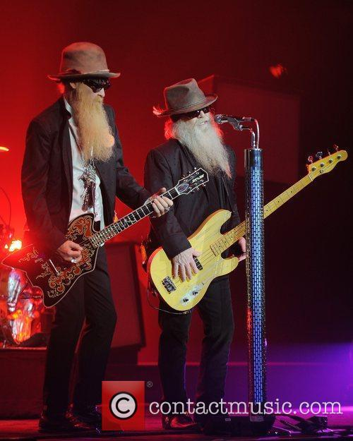 Billy Gibbons and Dusty Hill 4