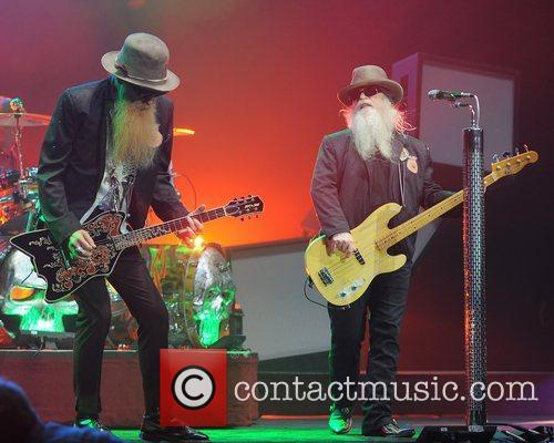 Billy Gibbons and Dusty Hill 7