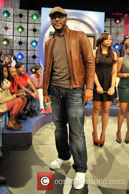 Tyler Perry  Celebrities appear on BET's '106...