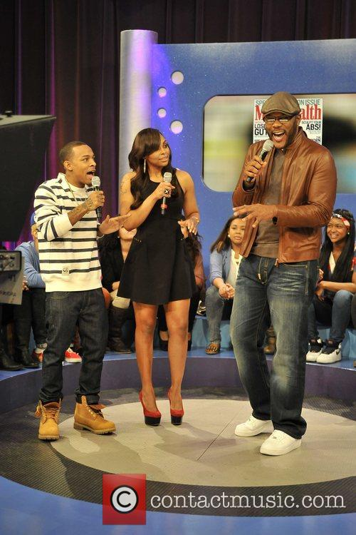 Tyler Perry, Bow Wow, Kimberly and Paigion' Walker 7