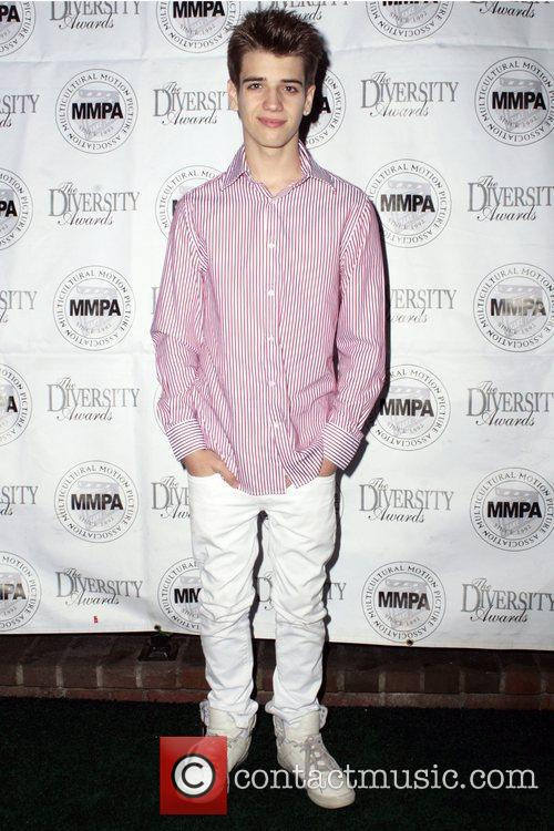 Brandon Tyler Russell 13th Annual Hollywood Holiday Celebrity...