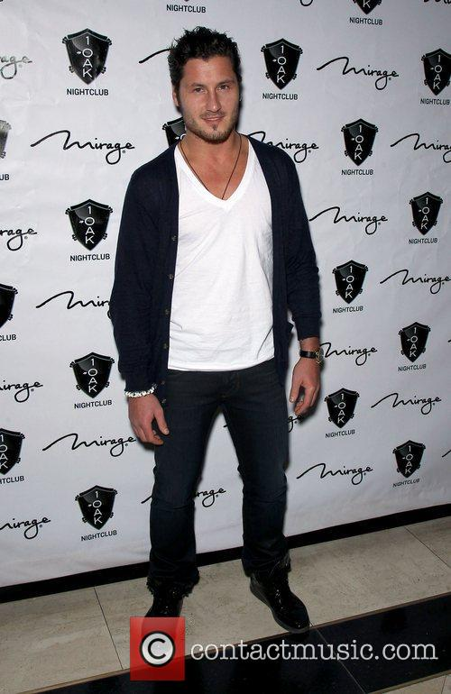 Val Chmerkovskiy 1 OAK grand opening at The...