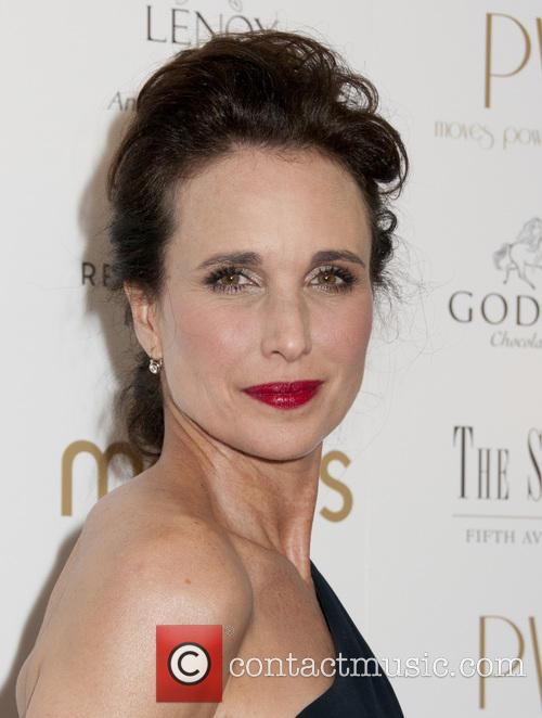Andie Macdowell and Moves Power Women Awards 3