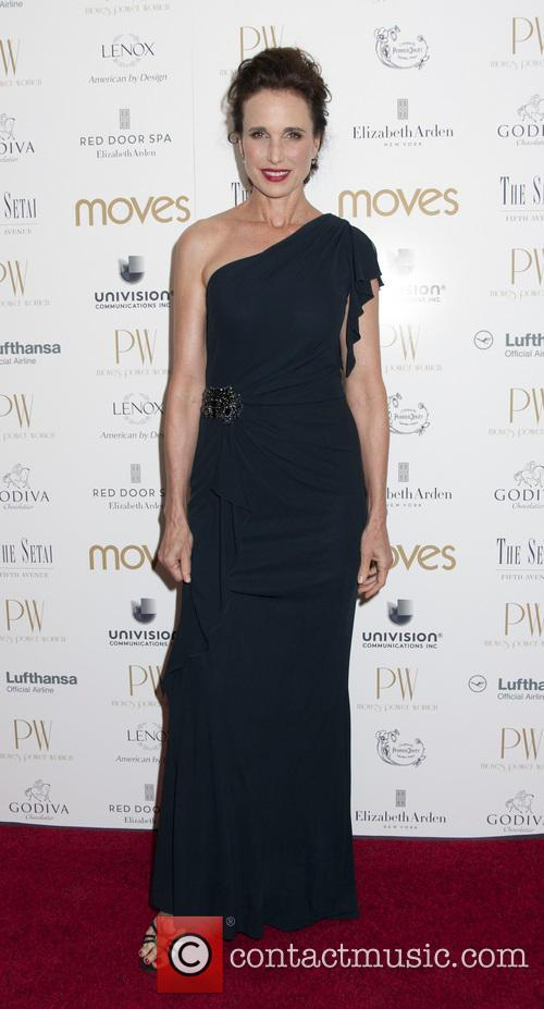 Moves Power Women Awards, Gala and Andie Macdowell 9