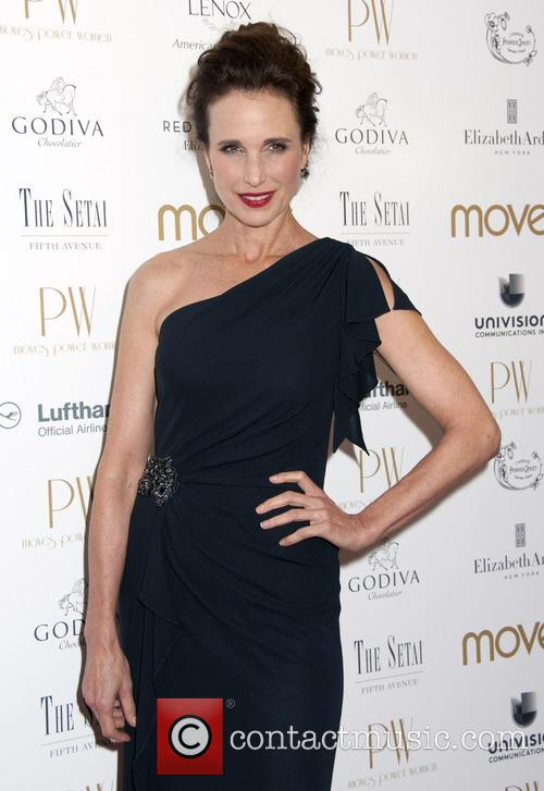 Moves Power Women Awards, Gala and Andie Macdowell 11
