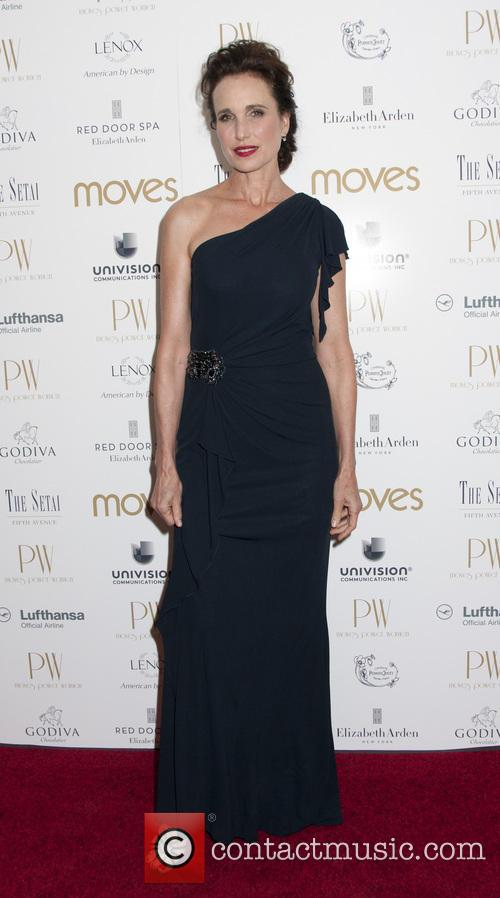 Moves Power Women Awards, Gala and Andie Macdowell 5