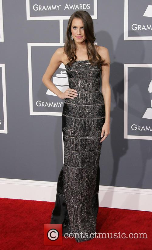 Allison Williams 55th Annual GRAMMY Awards held at...