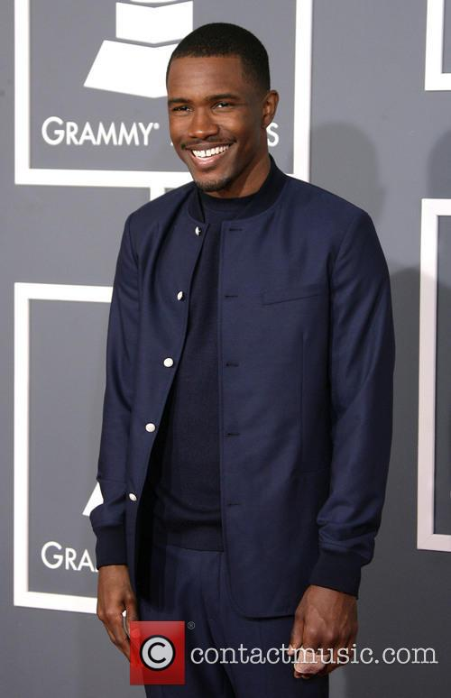 Frank Ocean Grammy Awards 2013