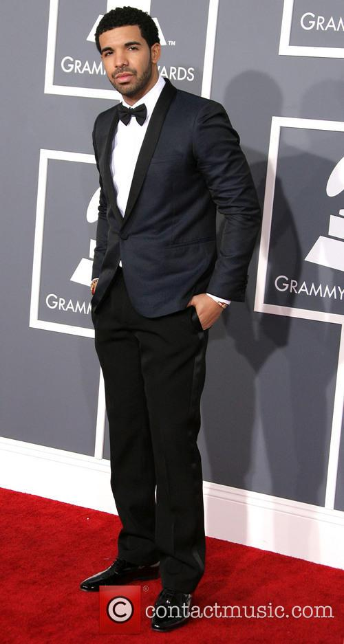 Drake 55th Annual GRAMMY Awards held at Staples...