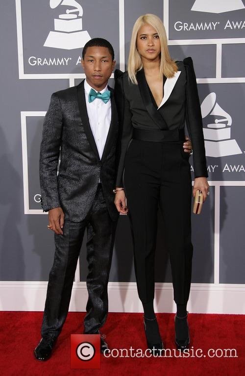 pharrell williams helen lasichanh pharrell williams helen 20126196