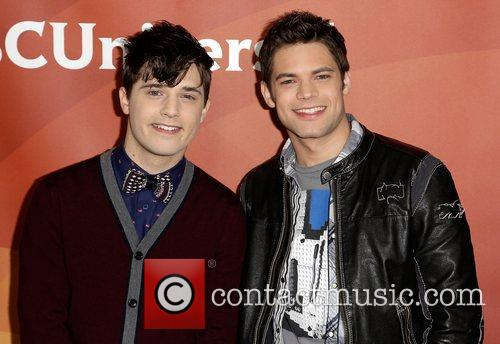 Andy Mientus and Jeremy Jordan 2