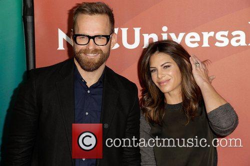 Bob Harper and Jillian Michael NBC Universal's '2013...