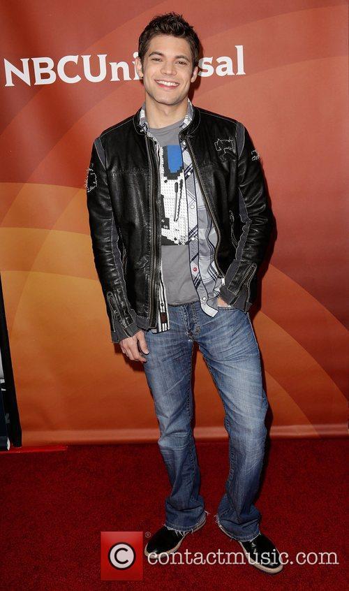 Jeremy Jordan NBC Universal's '2013 Winter TCA Tour'...