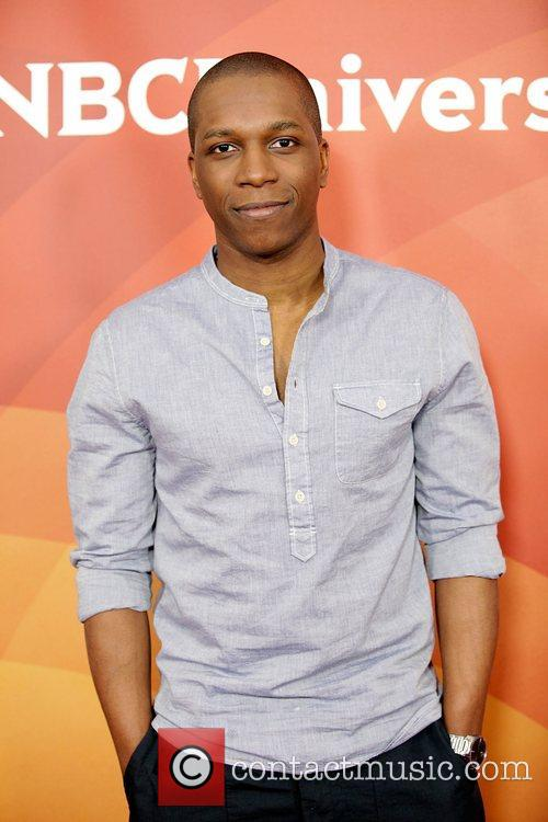 Leslie Odom Jr, NBC Universal Winter Press Tour