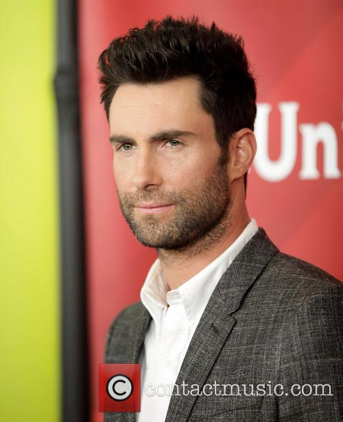Adam Levine NBC Universal's '2013 Winter TCA Tour'...