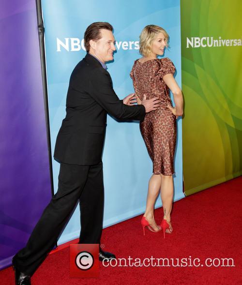 Bill Pullman; Jenna Elfman NBC Universal's '2013 Winter...