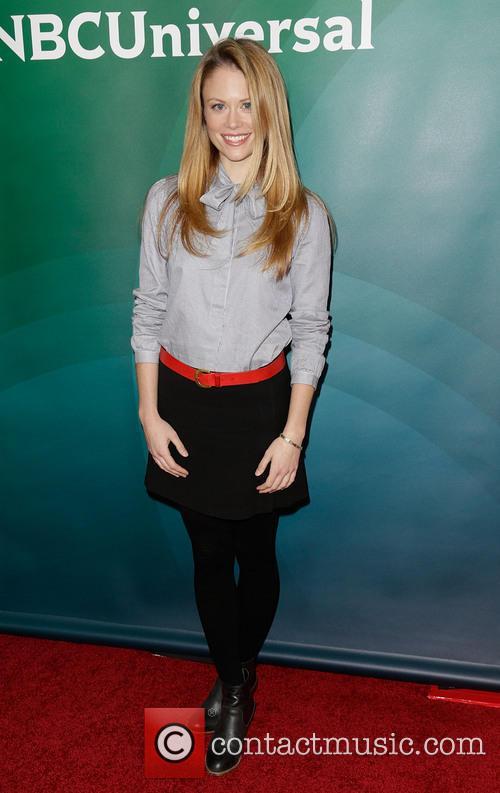 Claire Coffee NBC Universal's '2013 Winter TCA Tour'...
