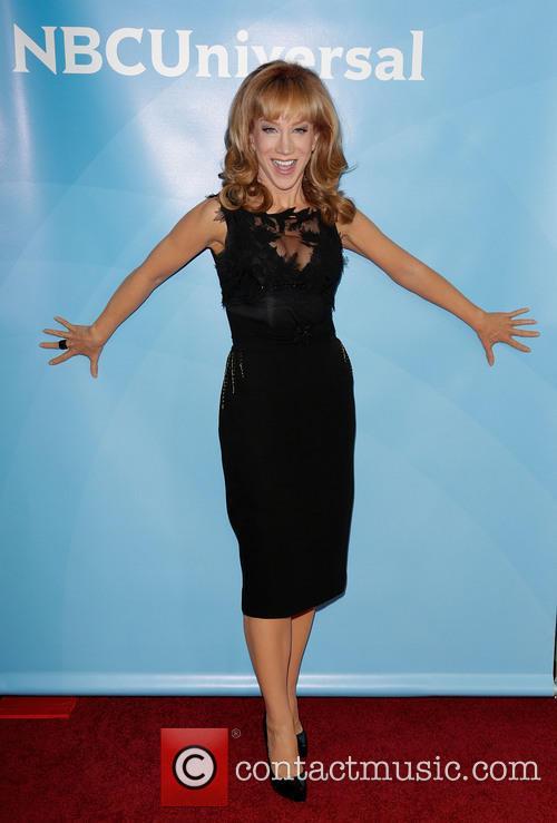 Kathy Griffin NBC Universal's '2013 Winter TCA Tour'...
