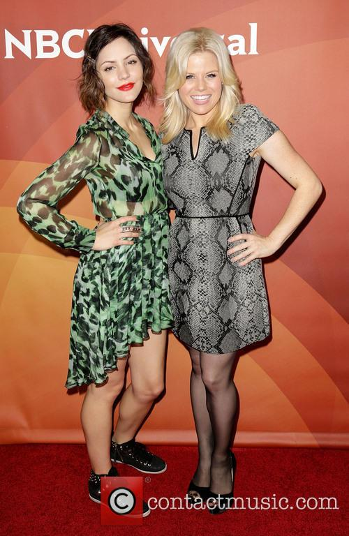 Katharine McPhee and Megan Hilty 1