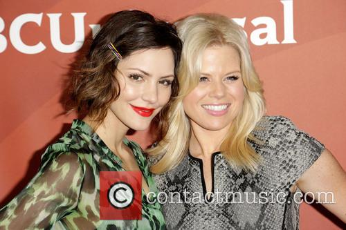 Katharine Mcphee and Megan Hilty 8