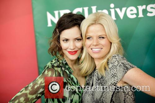 Katharine Mcphee and Megan Hilty 6