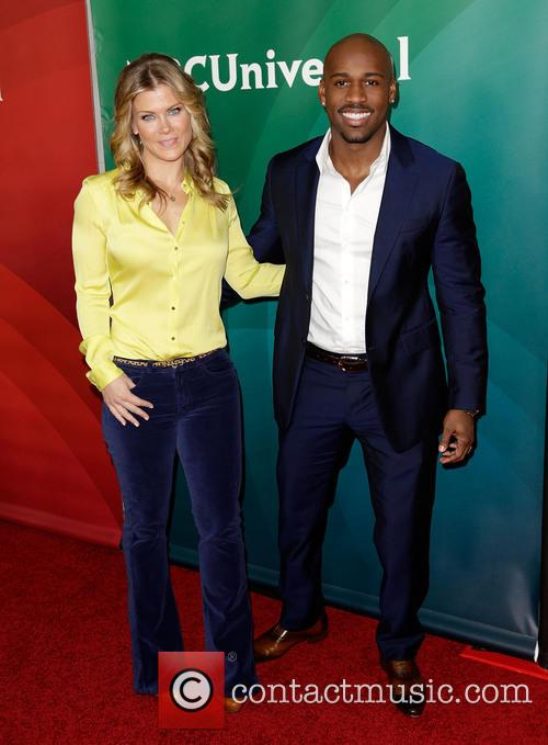 Alison Sweeney and Dolvett Quince 5