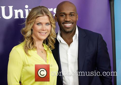Alison Sweeney and Dolvett Quince 9