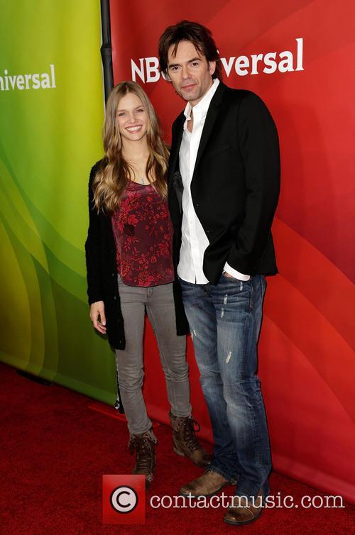 Tracy Spiridakos and Billy Burke NBC Universal's '2013...