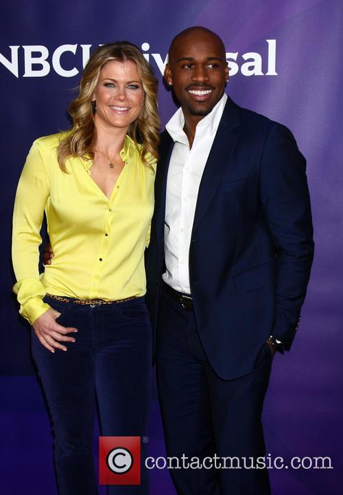Alison Sweeney; Dolvett Quince NBC Universal's '2013 Winter...