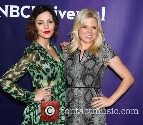 Katharine McPhee and Megan Hilty 10