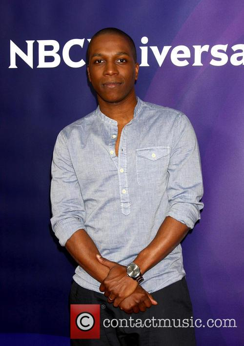 Leslie Odom Jr. NBC Universal's '2013 Winter TCA...