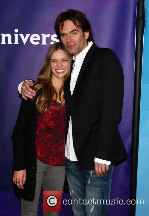 Tracy Spiridakos; Billy Burke NBC Universal's '2013 Winter...