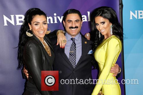 Asa Soltan Rahmati; Reza Farahan; and Lilly Ghalichi...