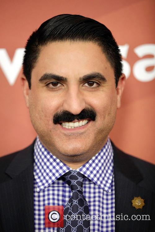 Reza Farahan NBCUniversal's '2013 Winter TCA Tour' Day...