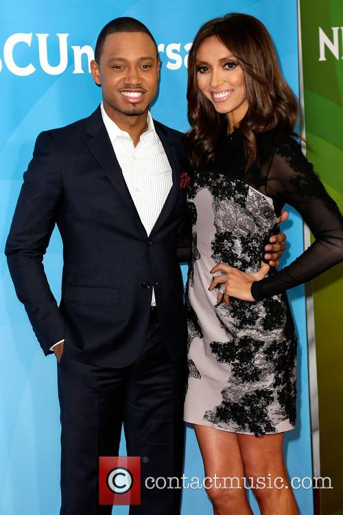 Terrence Jenkins and Giuliana Rancic 2