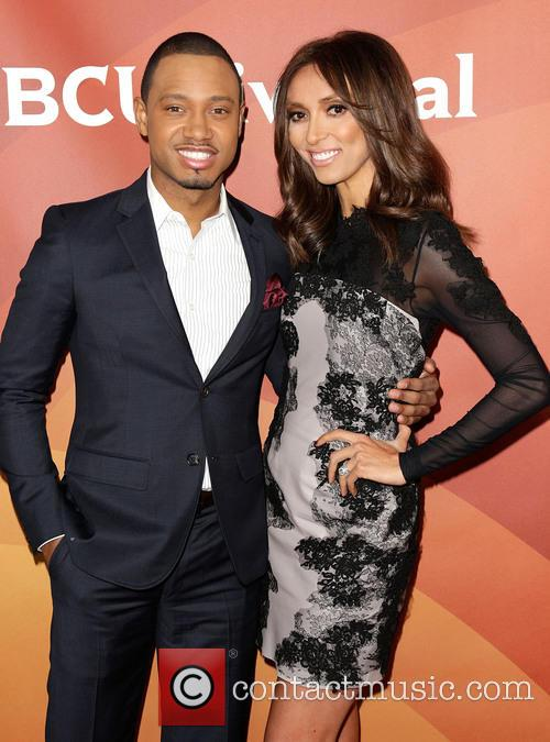 Terrence Jenkins and Giuliana Rancic 1