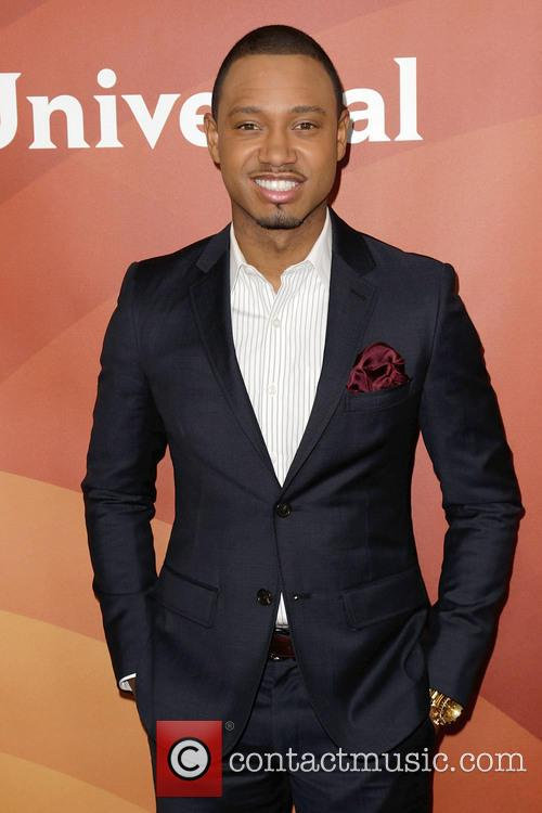 Terrence Jenkins NBCUniversal's '2013 Winter TCA Tour' Day...