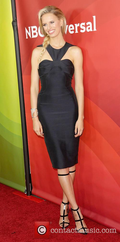 Karolina Kurkova NBCUniversal's '2013 Winter TCA Tour' Day...