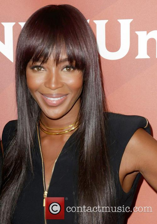 Naomi Campbell NBCUniversal's '2013 Winter TCA Tour' Day...