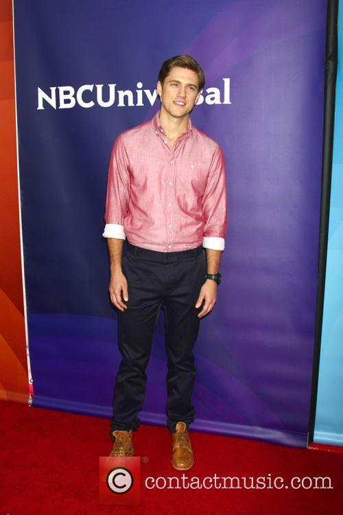 Aaron Tveit NBCUniversal 2013 TCA Winter Press Tour...