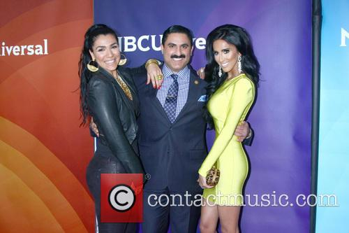 Asa Soltan Rahmati; Reza Farahan; Lilly Ghalichi NBCUniversal...