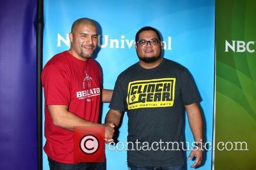 Hector Ramirez; Manny Rodriguez NBCUniversal 2013 TCA Winter...