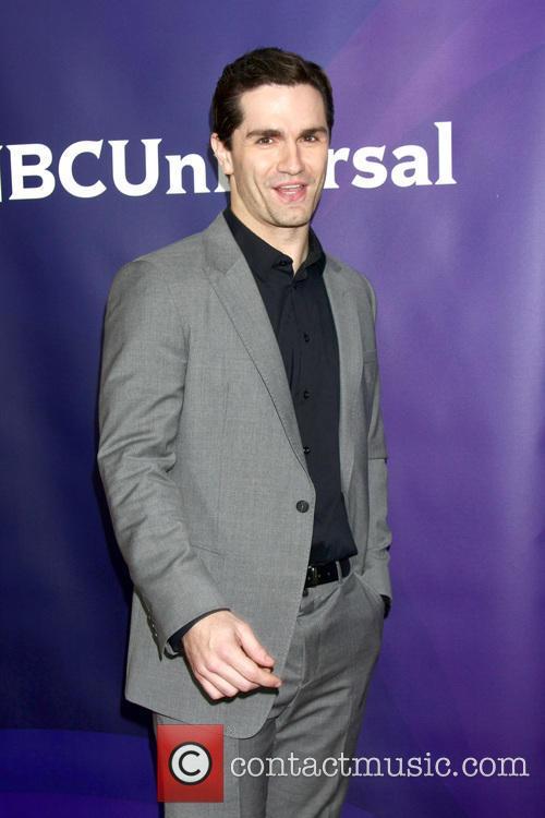 Sam Witwer NBCUniversal 2013 TCA Winter Press Tour...
