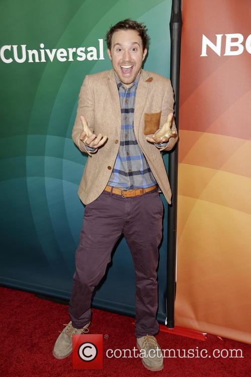 Sam Huntington NBCUniversal's '2013 Winter TCA Tour' Day...