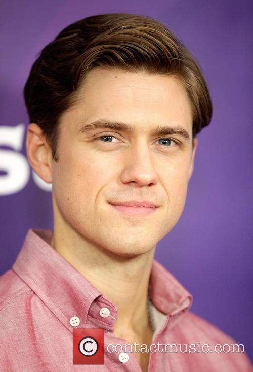 Aaron Tveit NBCUniversal's '2013 Winter TCA Tour' Day...