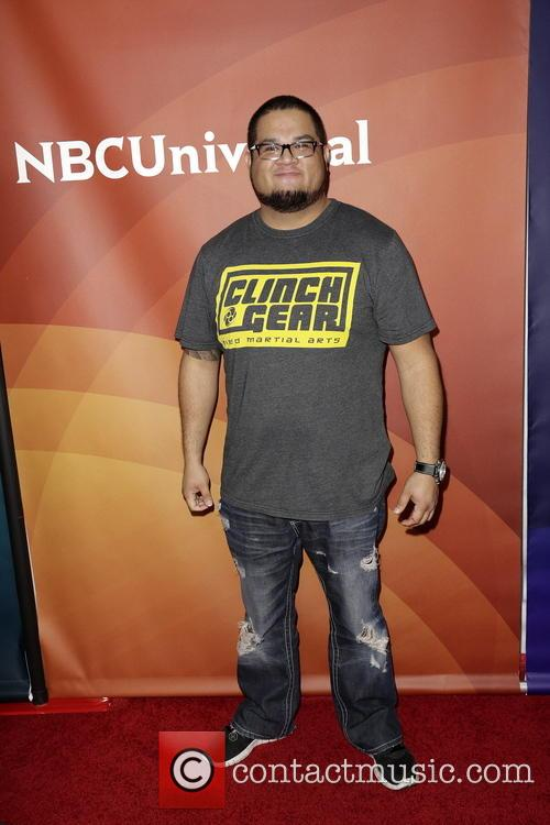 Manny Rodriguez NBCUniversal's '2013 Winter TCA Tour' Day...