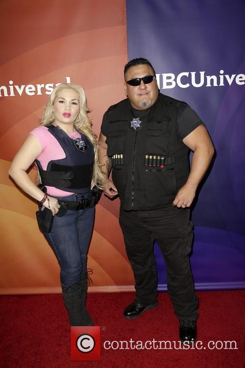 Monique Covarrubias; Roman Morales NBCUniversal's '2013 Winter TCA...